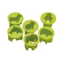 Vegetable Cutters - Animal Shapes