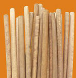 Eco-Friendly Bamboo Straws