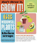 Book on How to Grow Plants from Kitchen Scraps