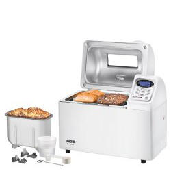 Breadmaker with Homemade Cycle by Unold