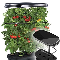 Indoor Cherry Tomato Growing Kit With Led Lights