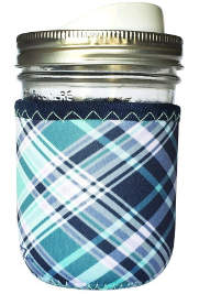 Mason Jar Sleeve, Regular Mouth