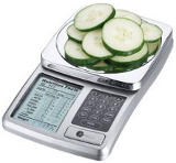 Kitchen Scale Counts Calories
