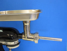 All Stainless Steel Meat Grinder Attachment For Kitchenaid