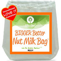 Below Are Four Great Reusable Nut Milk Bags That You Can On And Have Received Reviews From The Online Retailer S Customers In North