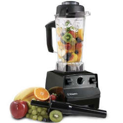 Self-Cleaning Vitamix