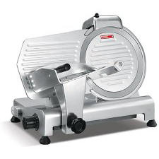Slicer with Built-in Sharpener