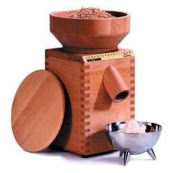 Wooden Grain Mill