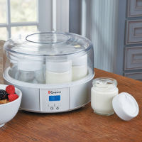 Yogurt Maker with Glass Jars