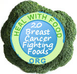 breast cancer foods