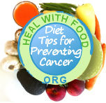 diet for cancer prevention