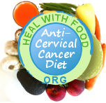 cervical cancer diet