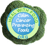 colon cancer preventing foods