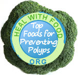 colon polyp foods