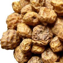 Large Black Tigernut Chufa 25+ tubers Ground Almond TASTY and EASY!
