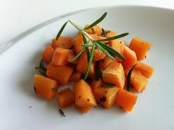 Recipe for Roasted Sweet Potatoes