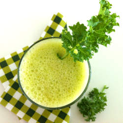 Delicious Kale Smoothie