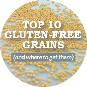 List Of Gluten Free Whole Grains And Where To Buy Them