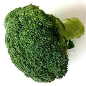 Broccoli, Low in Calories