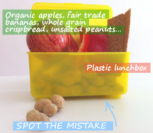 Why Buy a Non-Plastic Lunchbox